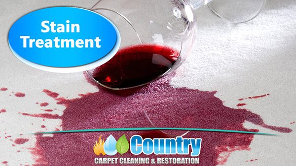 Red Wine Stain Treatment