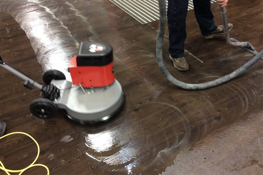 Floor Stripping And Sealing Services Country Carpet